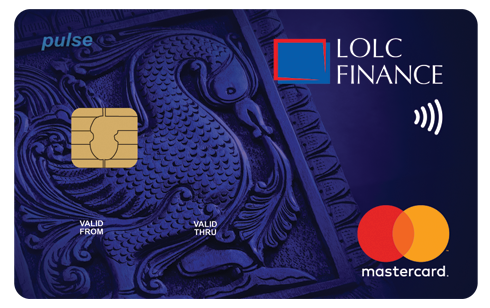 Pulse Credit Card